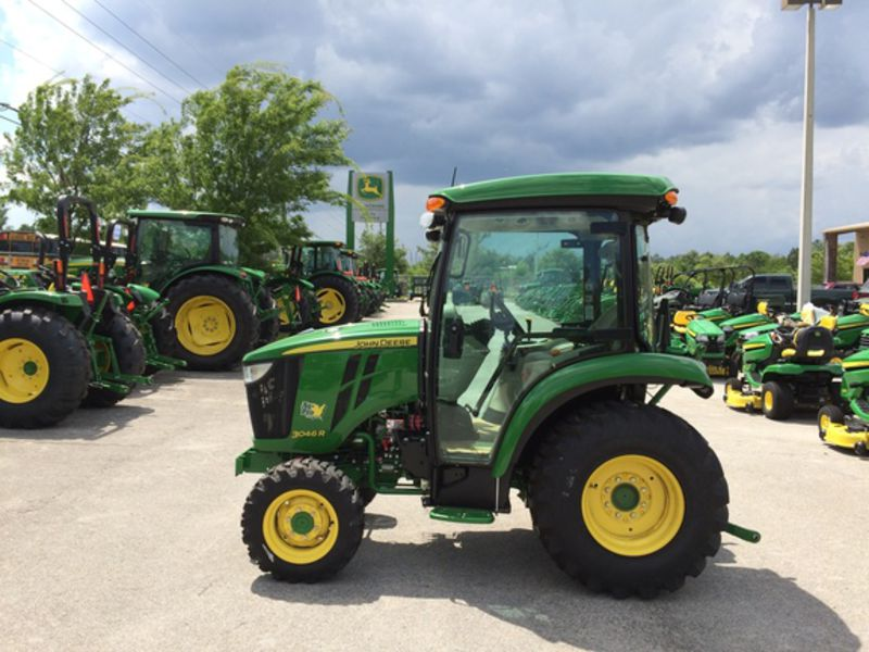 2015 John Deere 3046R Tractors for Sale   Fastline
