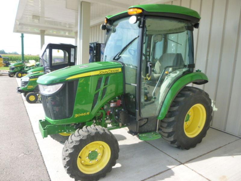 2014 John Deere 3046R Tractors   BALLWEG IMPLEMENT CO., INC. WAUPUN ...