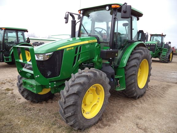 John Deere 5100M, United States, $84,336, 2015- tractors for sale ...