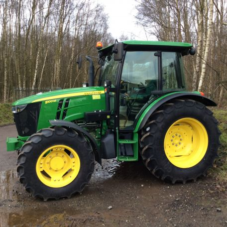 Home > Used > Tractors > John Deere 5100M