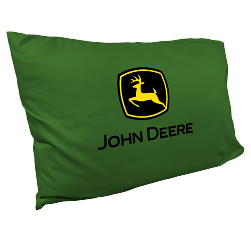 ... pillow case $ 20 00 quantity trademark pillow case in john deere green
