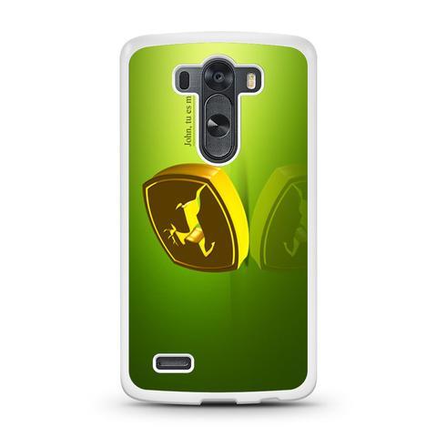 John Deere Logo LG G3 case – Case Persona