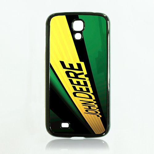 Custom USA John Deere Logo case cover for Samsung Galaxy S4 I9500 best ...