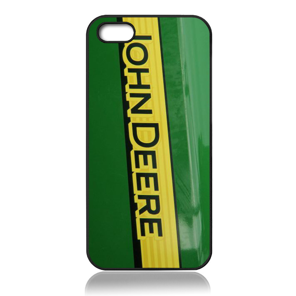 Custom USA John Deere Company Logo case for iphone 5/5s best cover ...