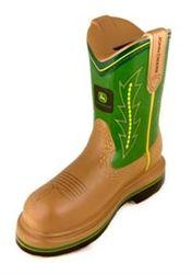John Deere Boot Bank is one of a kind. The John Deere Boot Piggy Bank ...