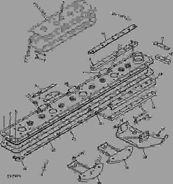 John Deere 240 Disc Mower Parts | John Deere Parts: John Deere Parts
