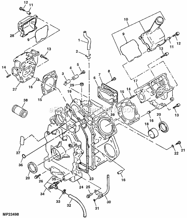 Kawasaki Fd Deere Gator Wiring Diagram on