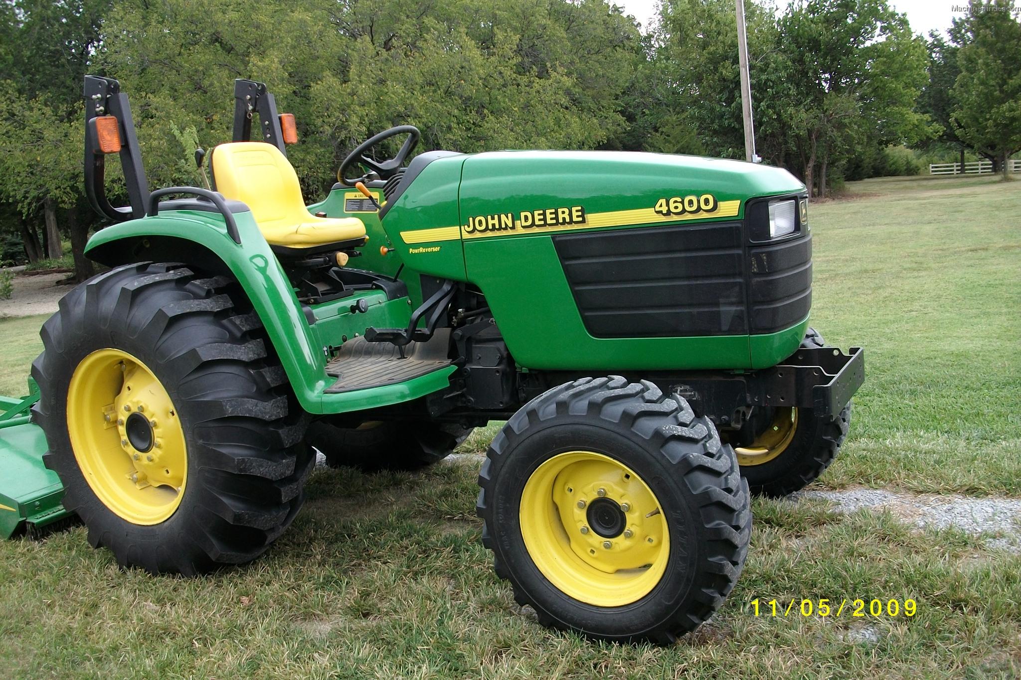 John Deere 4600 Tractor Parts | John Deere Parts: John Deere Parts