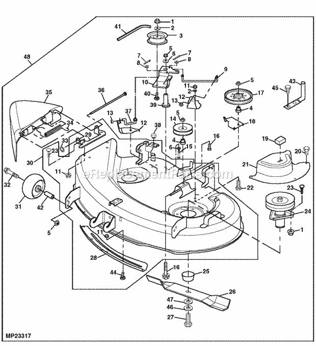 John Deere Lt155 Steering Diagram - Wiring Diagrams Dock