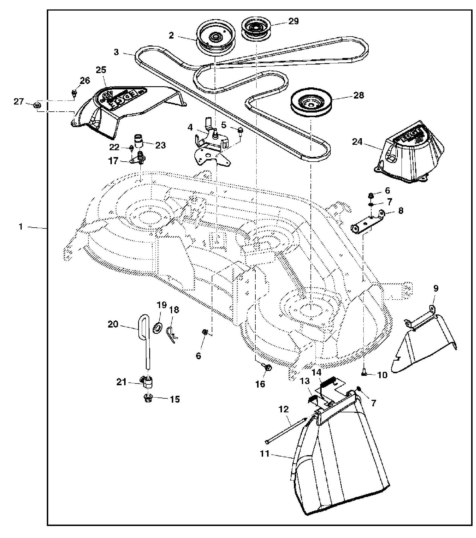 parts quick-reference guides johndeere com