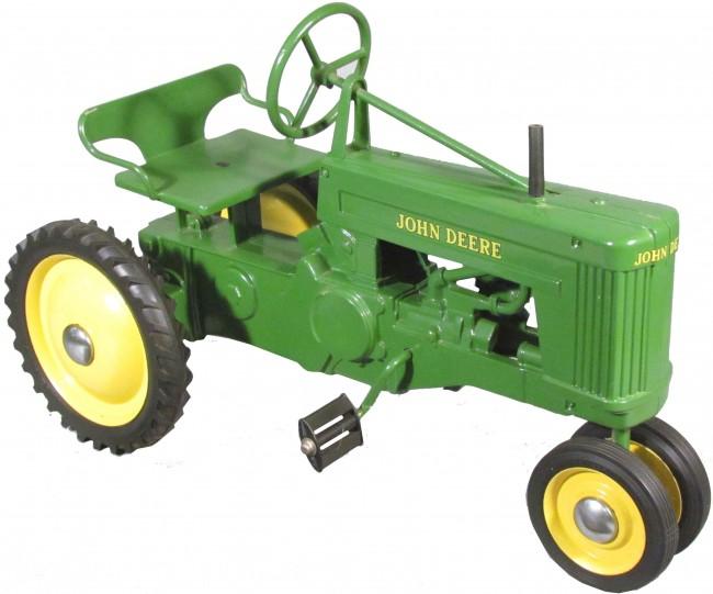 Metal pedal tractor - Lookup BeforeBuying