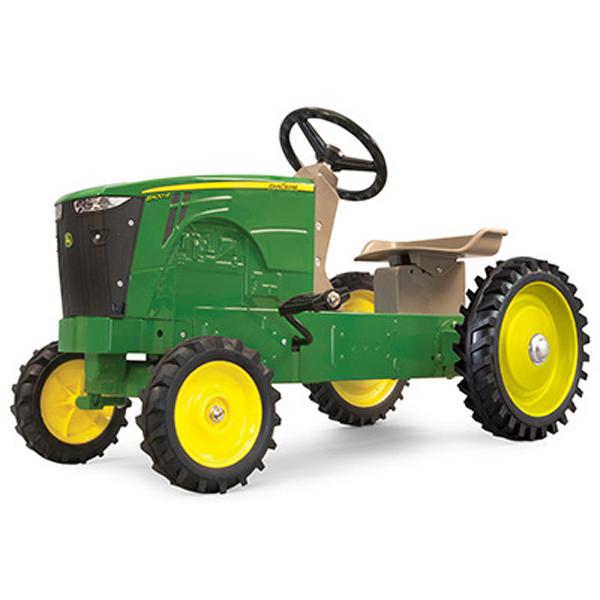 John Deere 8400R Steel Pedal Tractor - LP66950