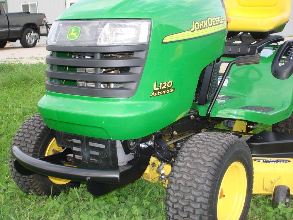 John Deere Front Bumper 100 Series Lawn Tractor L105 107 ...