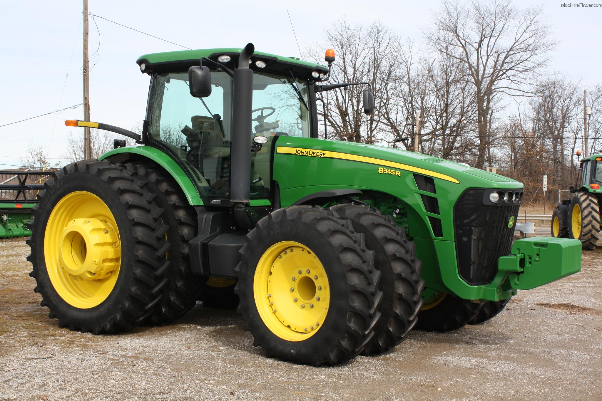2010 John Deere 8345R Tractors - Row Crop (+100hp) - John ...