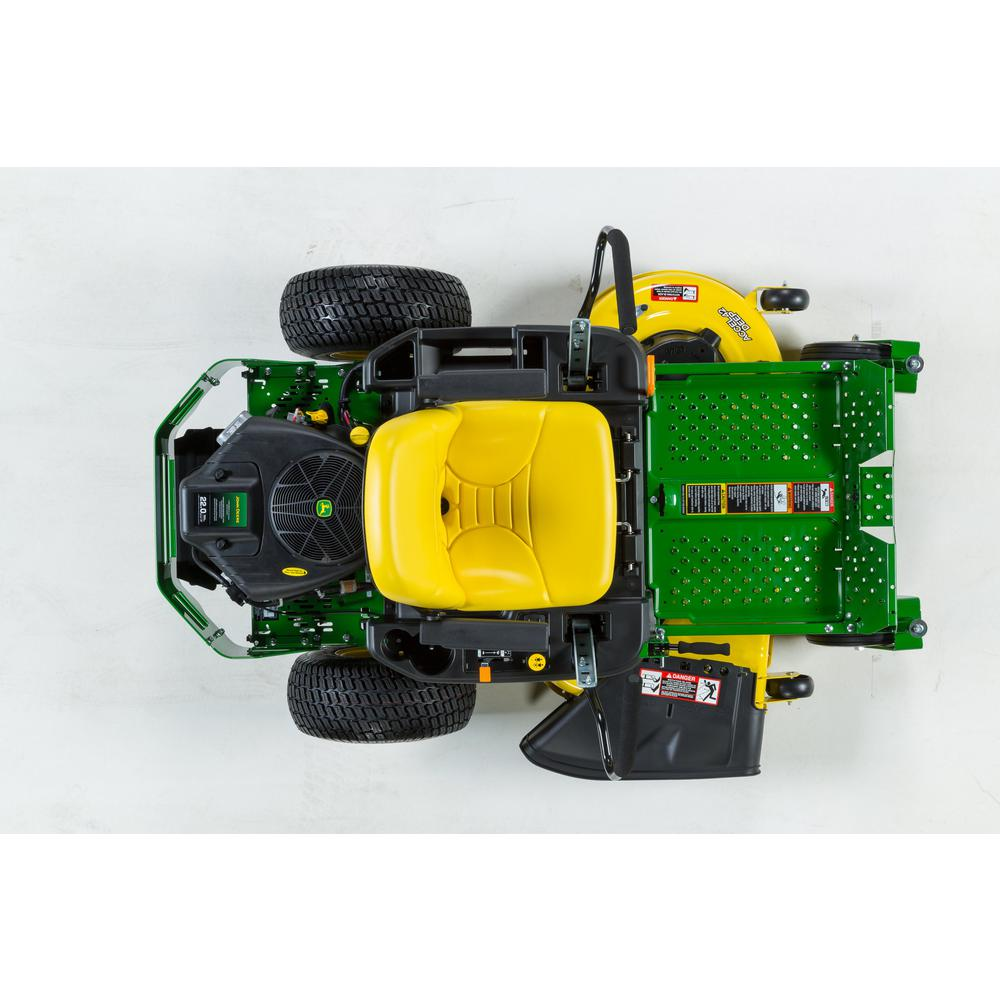 John Deere BG20939, Z345M 42in. 22 HP Dual Hydrostatic Gas ...