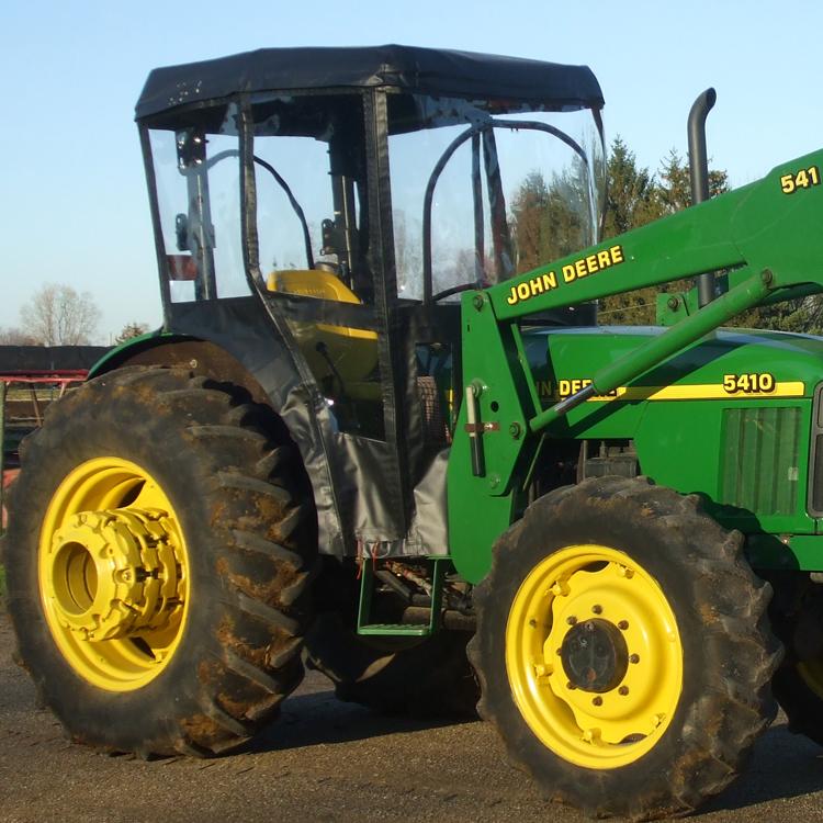 John Deere Soft Cab Enclosure 5000 Series Tractors