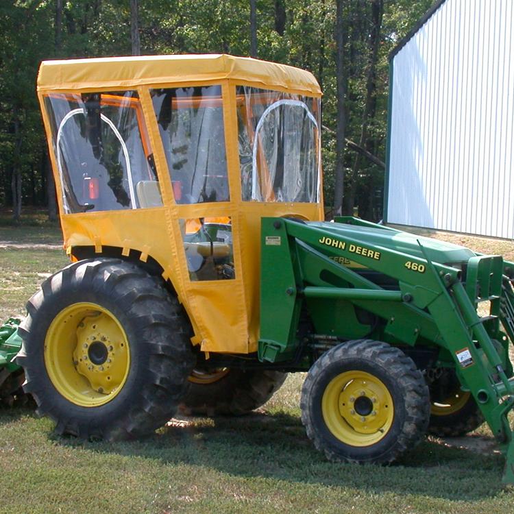 John Deere Soft Cab Enclosure 4000 Series Tractors