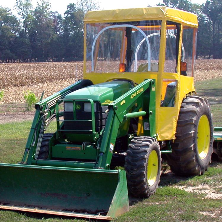 John Deere Soft Cab Enclosue for 4000 Series Tractors