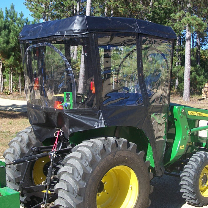 Tractor Cab Enclosure for John Deere 3000 Series Tractors ...