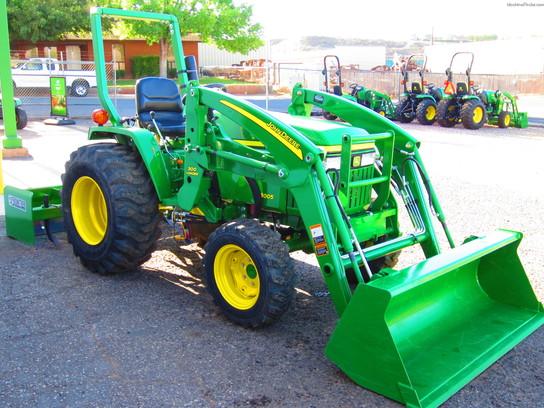 2011 John Deere 3005 Tractors - Compact (1-40hp.) - John ...