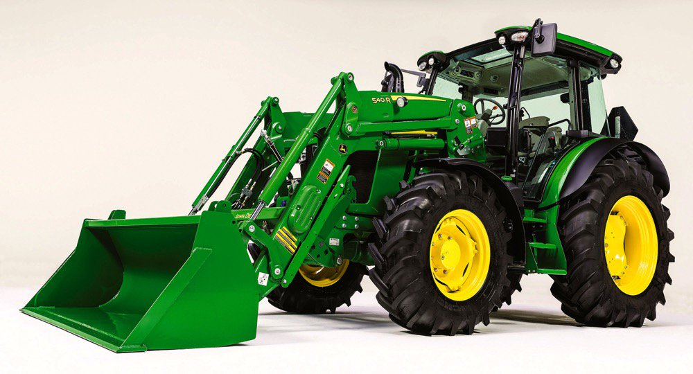 John Deere introduces the 5R Series tractor - Grainews