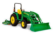 Compact Utility Tractors | 4 Series Tractors | John Deere US