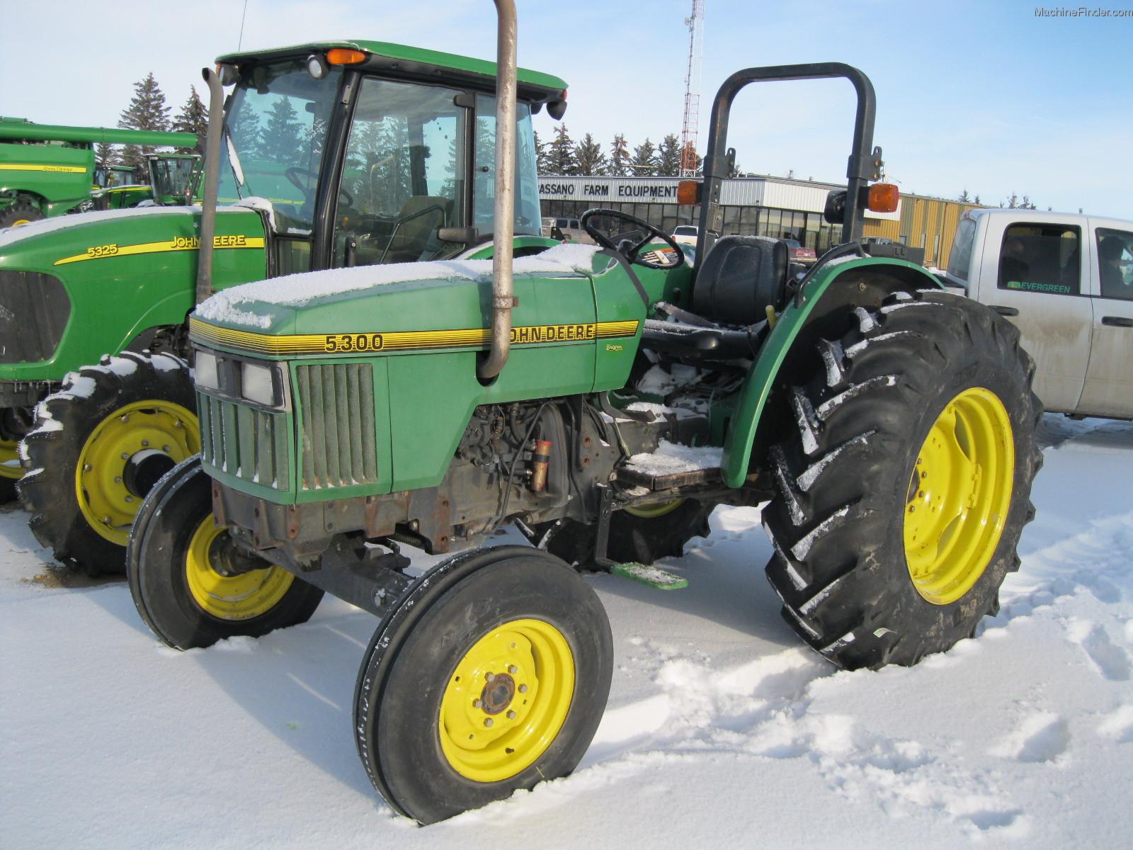 1996 John Deere 5300 Tractors - Utility (40-100hp) - John ...