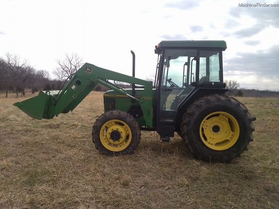 1997 John Deere 5300 Tractors - Utility (40-100hp) - John ...