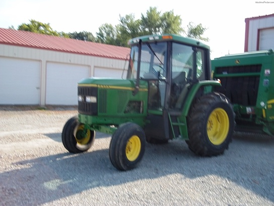 1994 John Deere 6300 Tractors - Utility (40-100hp) - John ...