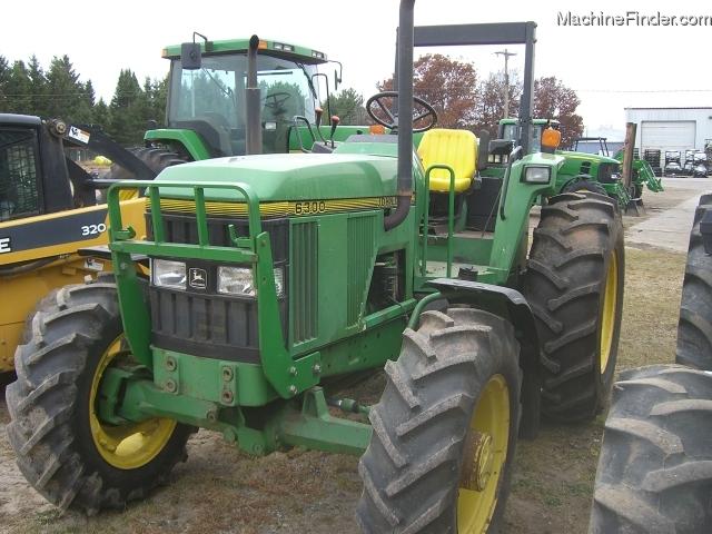 1997 John Deere 6300 Tractors - Utility (40-100hp) - John ...