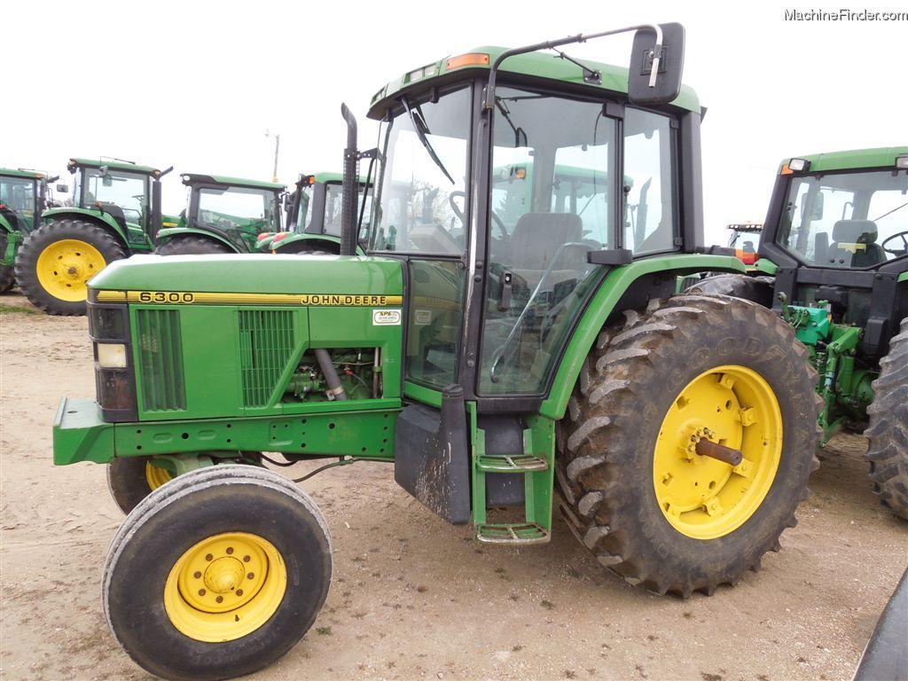John Deere 6300 Tractors - Utility (40-100hp) - John Deere ...