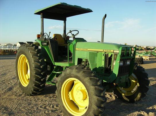 John Deere 6300 Tractors - Row Crop (+100hp) - John Deere ...