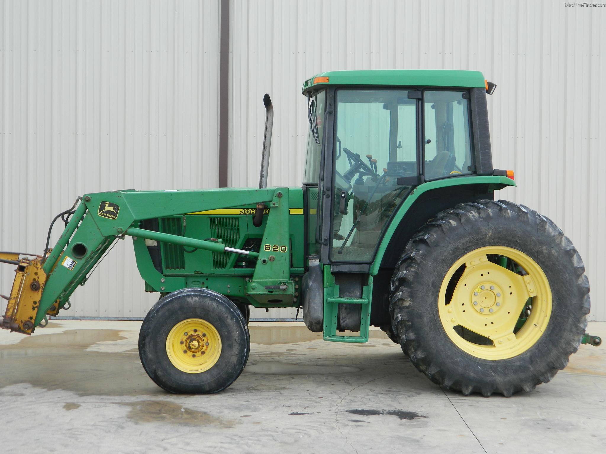 1999 John Deere 6410 Tractors - Utility (40-100hp) - John ...