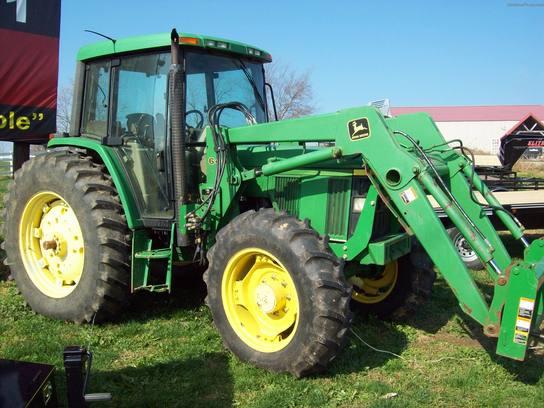 2000 John Deere 6410 Tractors - Utility (40-100hp) - John ...