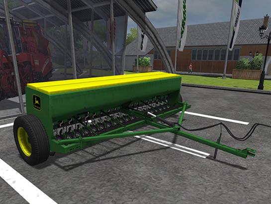 John Deere 8350 - FS-UK - Quality mods for Farming Simulator