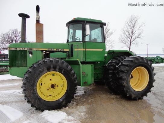 1980 John Deere 8440 Tractors - Articulated 4WD - John ...