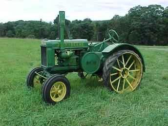 Used Farm Tractors for Sale: John Deere GP (2004-09-09 ...
