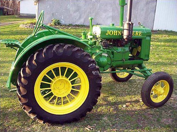 1931 John Deere GP Beaner Tractor | U153 | Indianapolis 2010