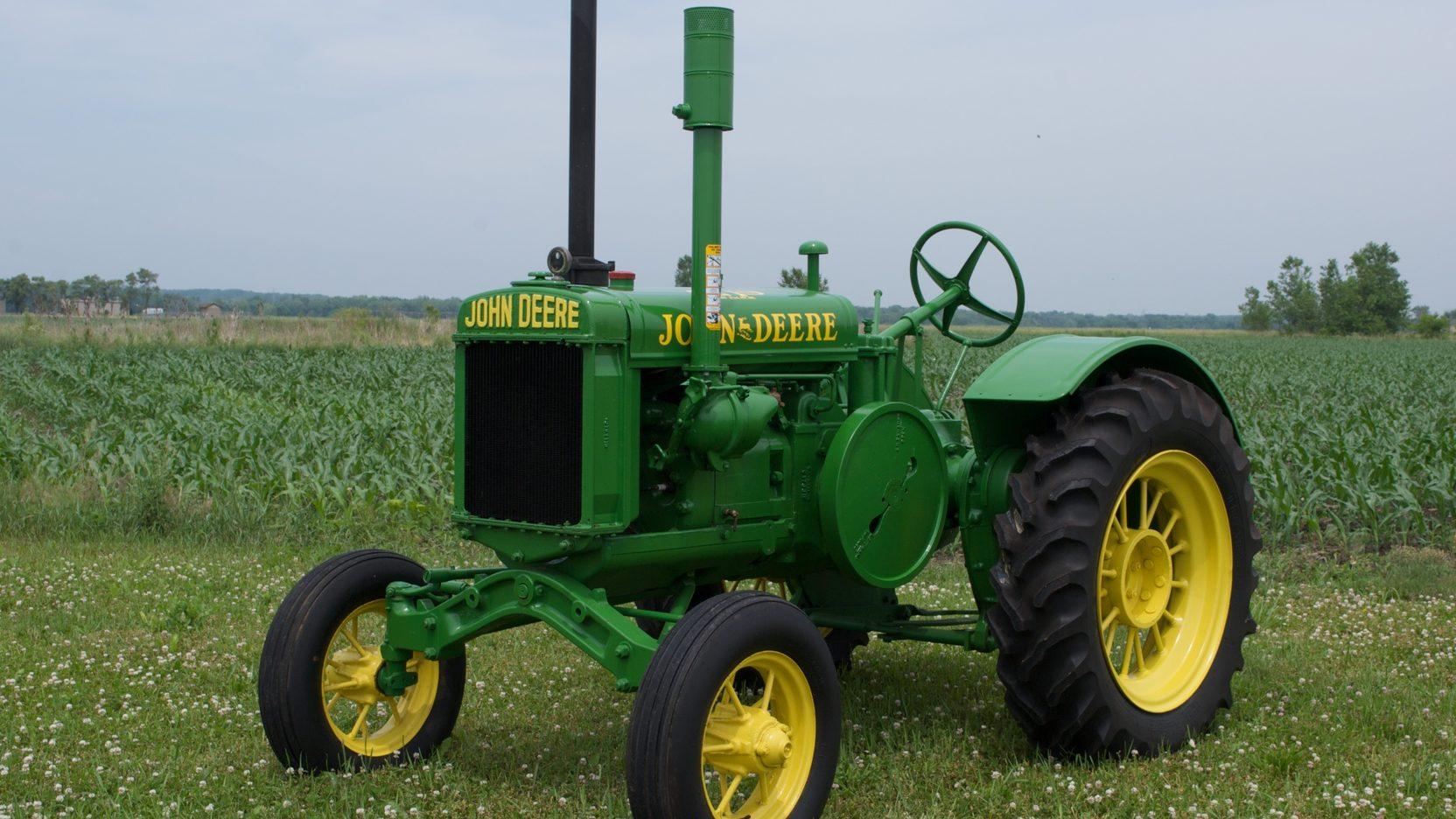 1931 John Deere GP Tractor | S53 | Walworth 2010