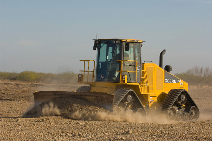 Deere with quad tracks - Tractor Talk Forum - Yesterday's ...