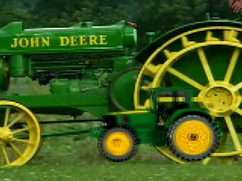 All About John Deere for Kids, Parts 1-4 - YouTube