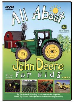 All About John Deere For Kids Part 1-www.tmbv.com
