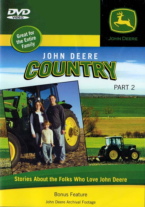 John Deere Country Part 2 DVD