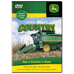 John Deere Country DVD Part 1 | WeGotGreen.com