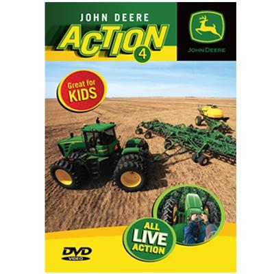 John Deere Action DVD Part 4 LP47818