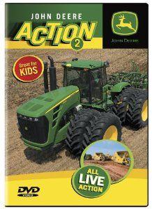 Amazon.com: John Deere Action, Part 2: John Deere Tractors, Tom ...