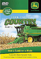 John Deere Country Part 1 How a Combine is Made
