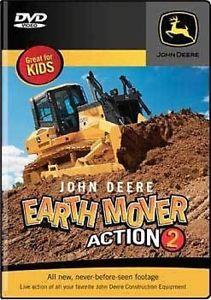 John-Deere-Earth-Mover-Action-Part-2-DVD-NEW-Dozers-Tractors-Loaders ...