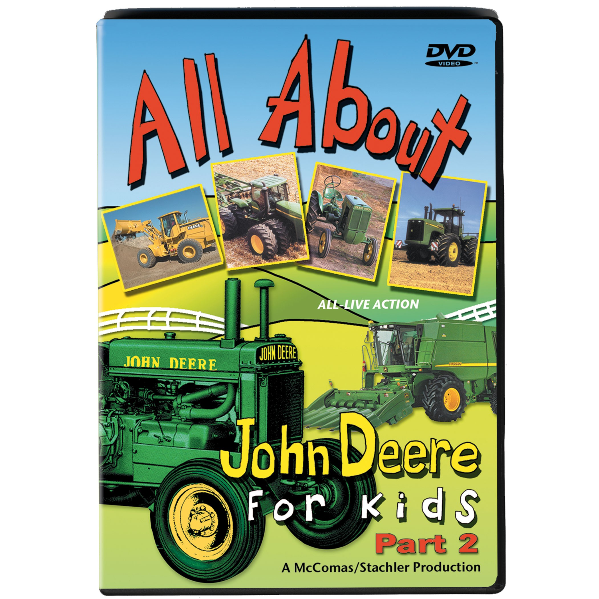facts from beginning to end on the All About John Deere DVD ...