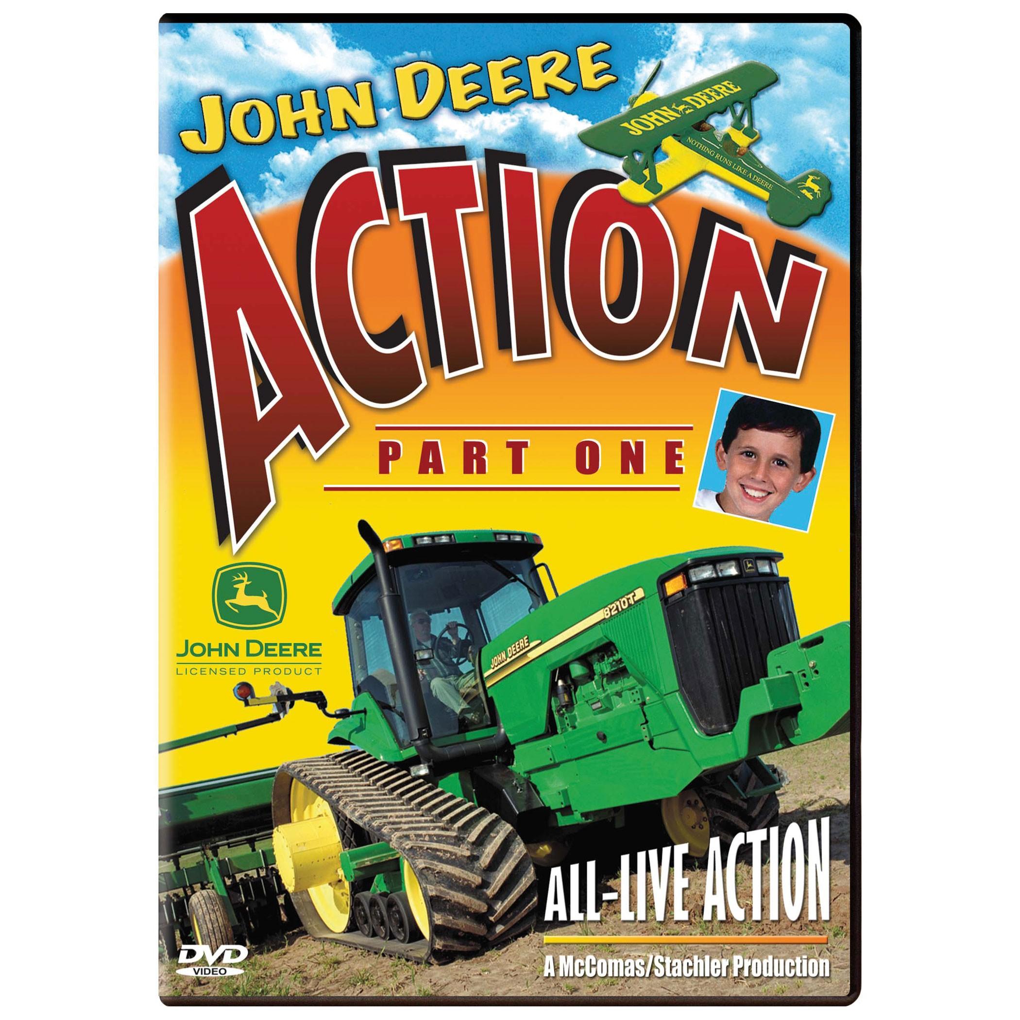John Deere Action Part 1 DVD | QC Supply